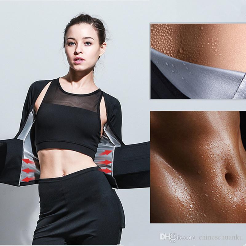 b185c0a4892 2019 Sports Vest Pants Hot Shapers Body Shapewear Neoprene Panties Waist  Trainer Slimming Pants   Vest Super Stretch Sauna Sweat Control Pants From  ...
