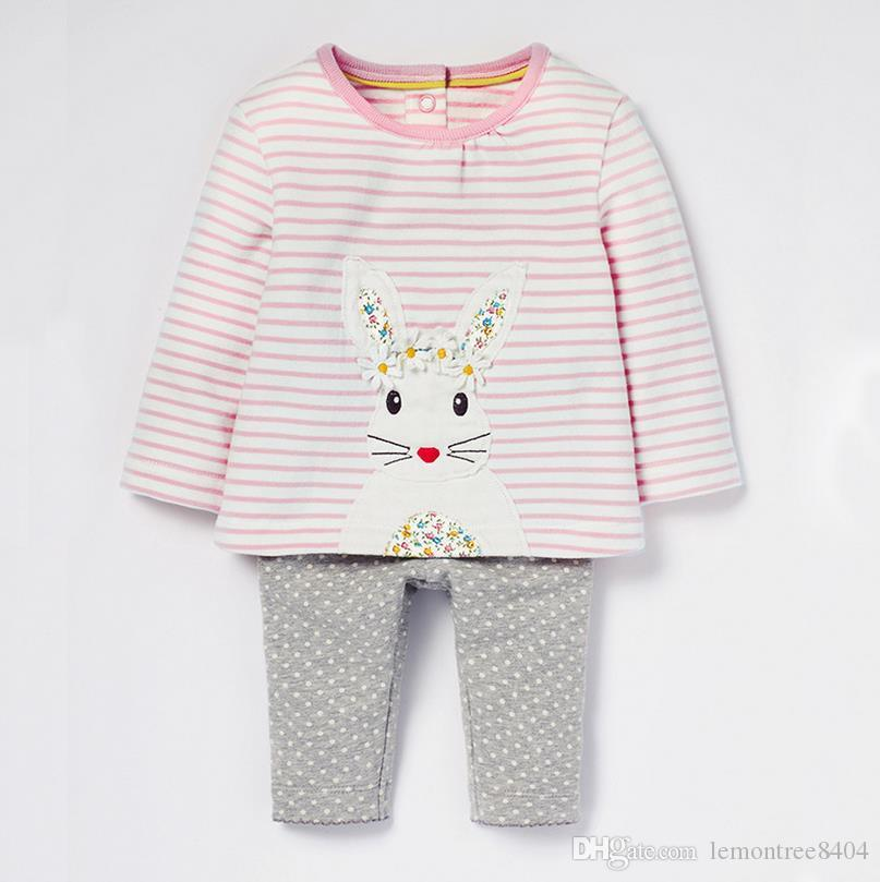 b60366c28 2019 Ins New Born Baby Girl Clothes Sets Kids Gift Girls Clothes Clothing  Tracksuits Tracksuit For Boy Toddler Child Suits Made In China Factory From  ...