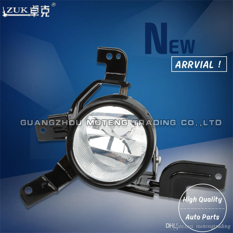 Zuk High Quality Fog Lamp Light Front Bumper For Honda Crv 2007 Parts Discount Factory Oem And Re1 Re2 Re4 2008 2009 Oem33951 Swa H01 33901 Off Road