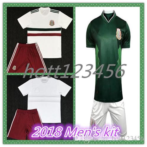 ... 2018 mexico 2018 world cup soccer jerseys home away h.lozano g.dos  santos ad4e505ee