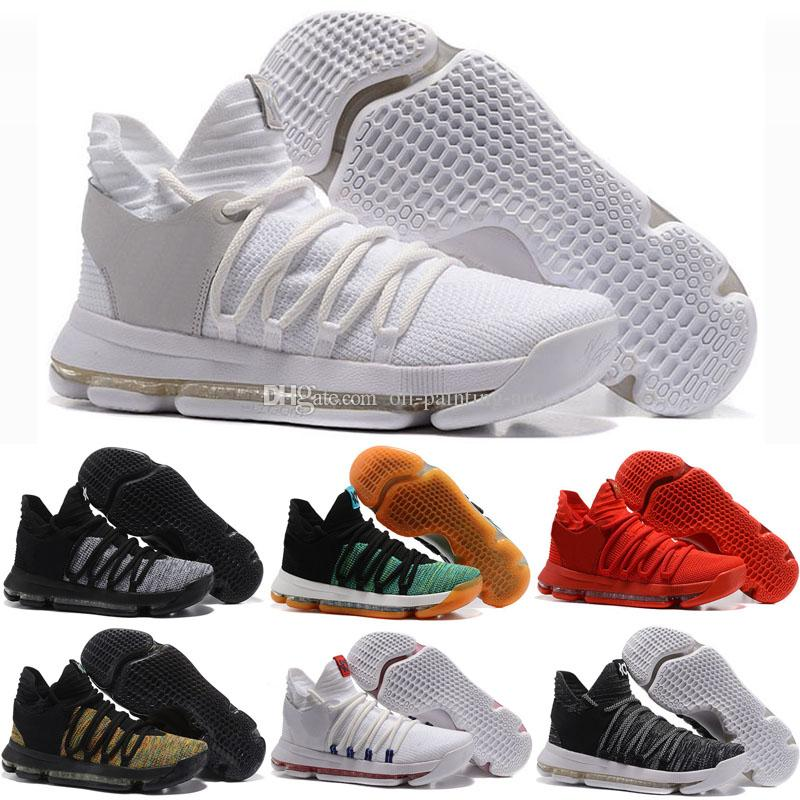 89dc3bdc25d37 New Zoom KD 10 Anniversary University Red Still Kd Igloo BETRUE Oreo Men  Casual Shoes USA Kevin Durant Elite KD10 Casual Shoes KDX Brown Shoes  Formal Shoes ...