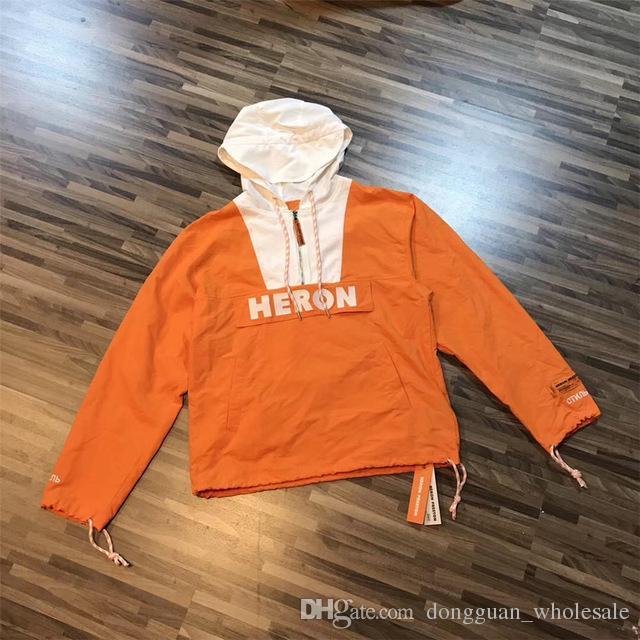 Acquista Heron Preston Jacket Uomo Donna 1A  1A Airone Di Alta Qualità  Preston Giacca A Vento Abiti Firmati Giacca Heron Preston A  38.38 Dal ... fe8d76bf4d2