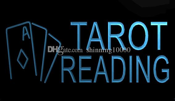 LS1133-b-Tarot-Reading-Services-Neon-Light-Sign Decor Free Shipping  Dropshipping Wholesale 8 colors to choose