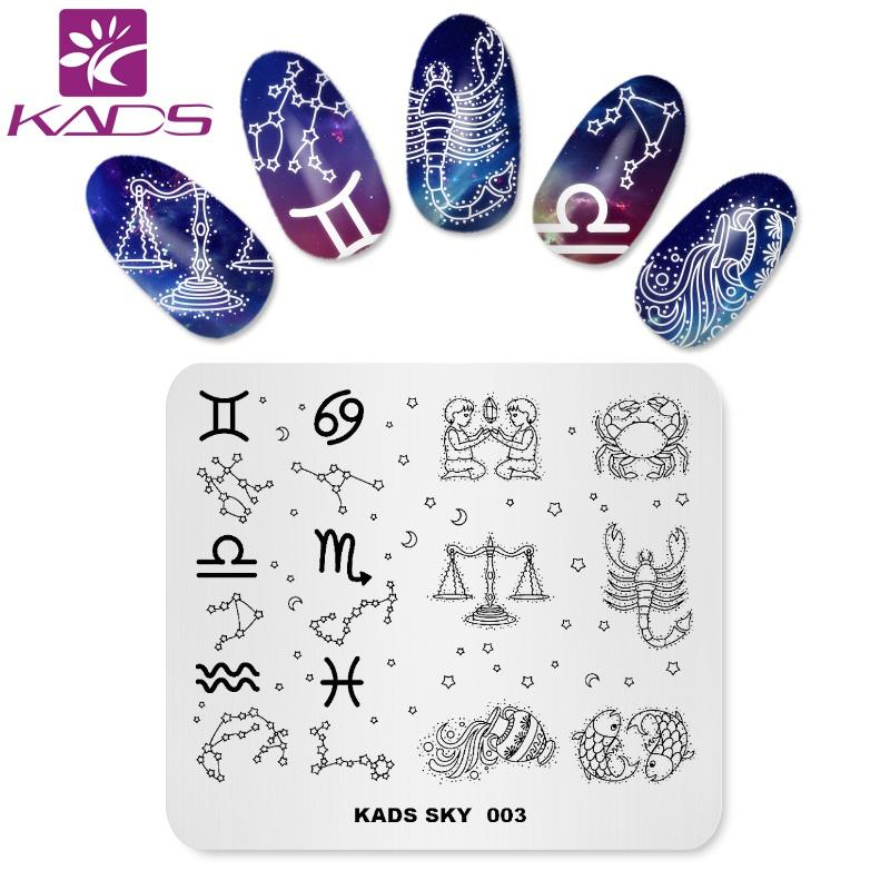 Kads New Arrival Sky 003 Design Various Constellation Pattern Print