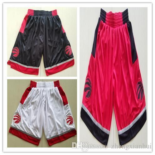5643908cd01 2018 Men Sports Basketball Pant 7 Kyle Lowry 10 DeMar DeRozan Short ...