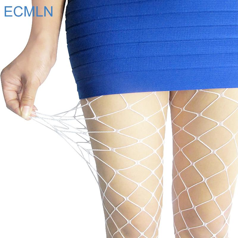 31a51ac28 Wholesale-Chic Streetwear Women s Tights Sexy White Fishnet Stockings.Ladies  Hollow out Mesh Fishnet Pantyhose Female Club Mesh Hosiery Women Tights  Fishnet ...