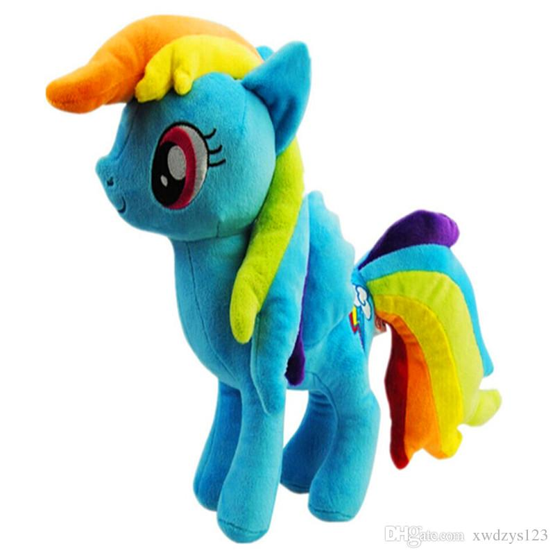 My Pet Little Doll New Cotton Plush Toy Action Figures Friendship Is Magic Rainbow Dash