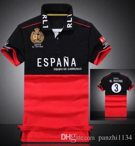 Hommes Pour Espagnol Espagnol Polos Polos oredCxB