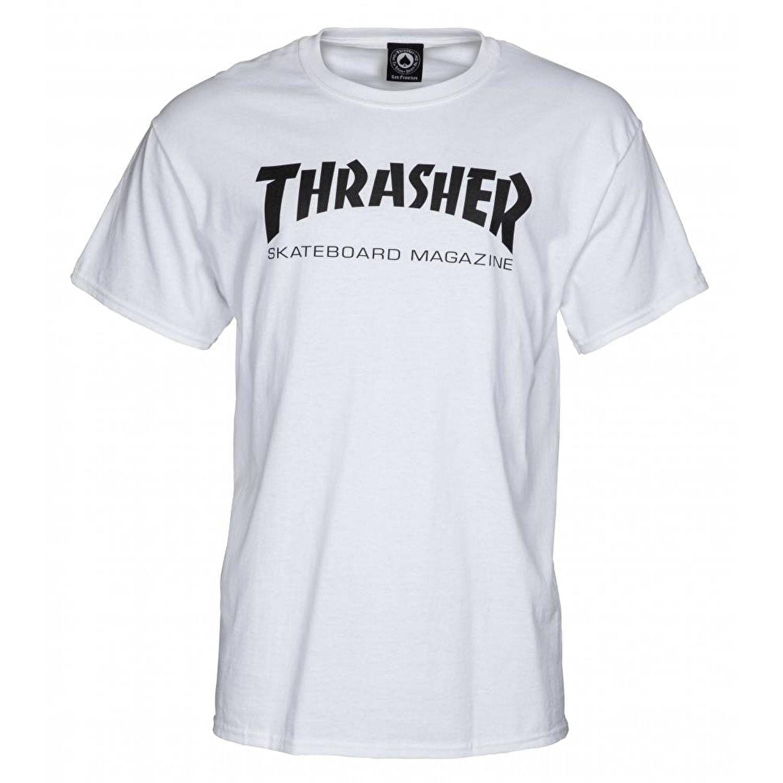 a364081f4 Men O Neck High Quality Hot Sell Skate Mag Logo T Shirt White Find A Shirt  Shirts T Shirts From Onecktshirt, $15.72| DHgate.Com