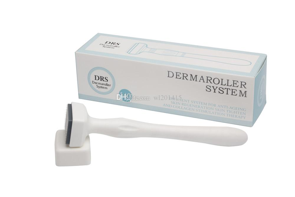 Seal stamp Derma roller microneedle roller for body skin strech marks removal system beauty skin tool TM-140