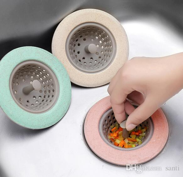 Best Kitchen Sink Filter Screen Floor Drain Hair Stopper Hand Sink ...