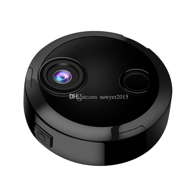 HDQ15 Wireless WiFi mini camera 1080P FHD Mini Camera Wi-Fi Remote Control Night Vision Mini DV DVR Motion Detection Video Recorder