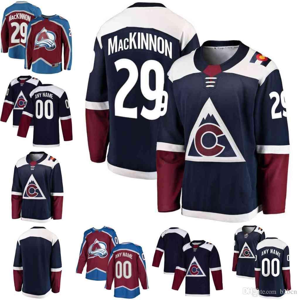 new arrival b129d 97210 nhl jerseys colorado avalanche 29 nathan mackinnon 2014 ...