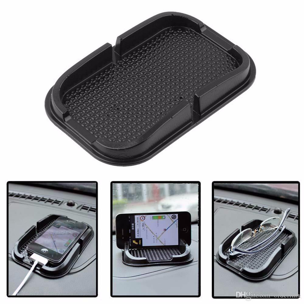 2017 HOT Sale!!! NEW Black Car Dashboard Sticky Pad Mat Anti Non Slip Car Dashboard Holder For Gadget Mobile Phone GPS Stand