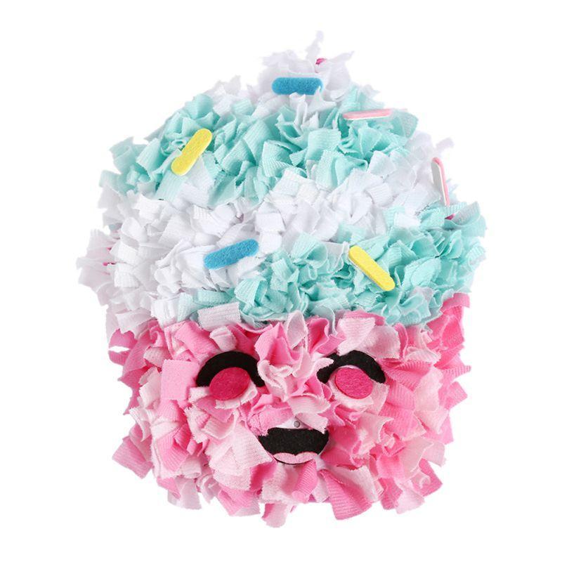 Großhandel Diy Cartoon Kinder Kissen Hausgemachten Kreative Stoff