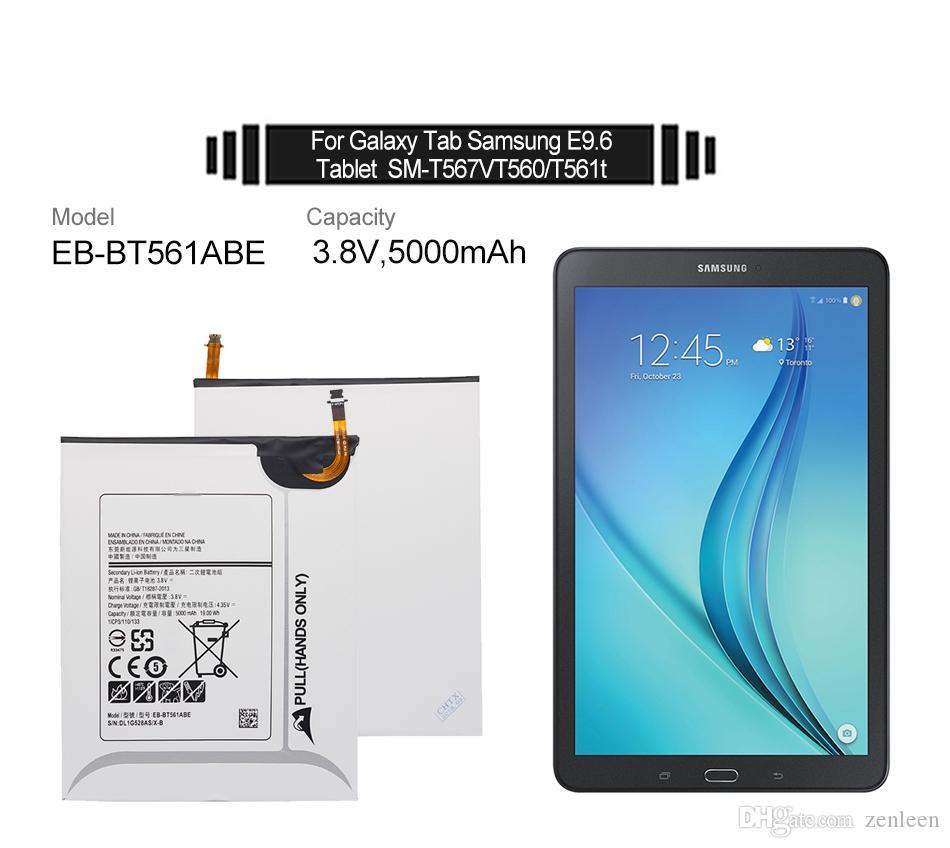 Grosshandel Fur Samsung Galaxy Tab E T561 T 560 Batterie Ersatz Echt