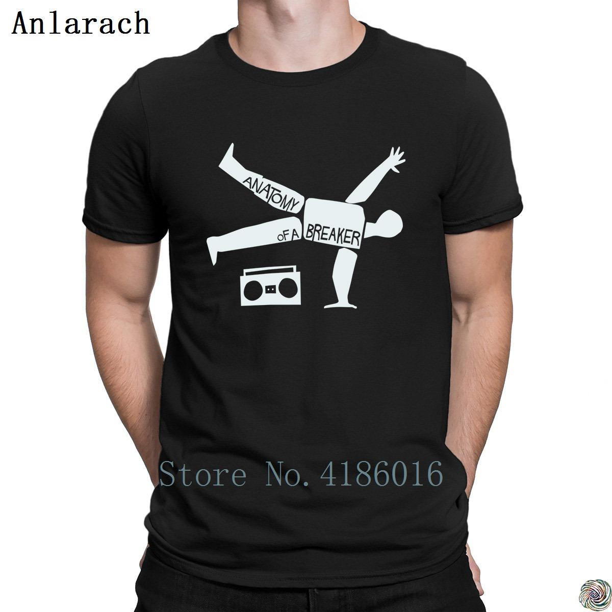 Anatomy A Breaker T Shirt Humor Gents Summer Top 2018 T Shirt For ...