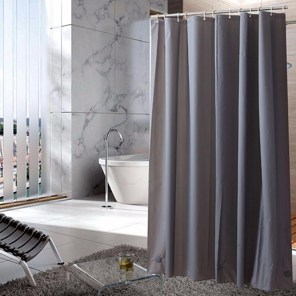 2019 Peva 8g Shower Curtain Linerwaterproofodorlessmildew