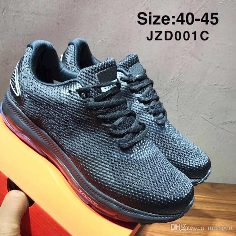 e4e1b842da7 2018 Zoom Sneakers Men Womens Running Shoes New Trainers Sport ...