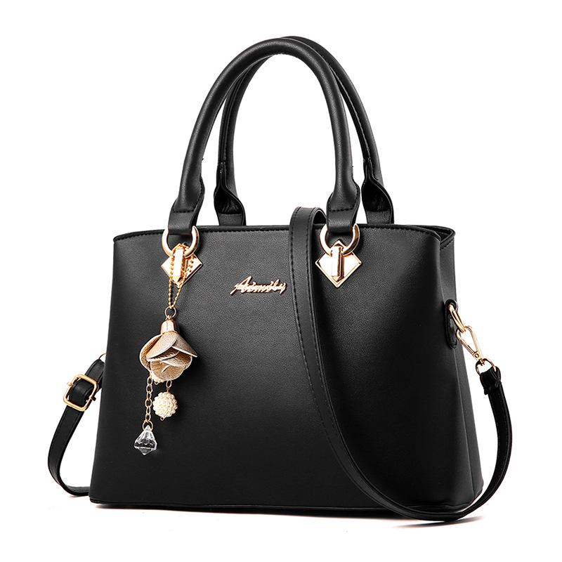 3ed7db5853 2018 New Elegant Shoulder Bag Women Designer Luxury Handbags Women ...