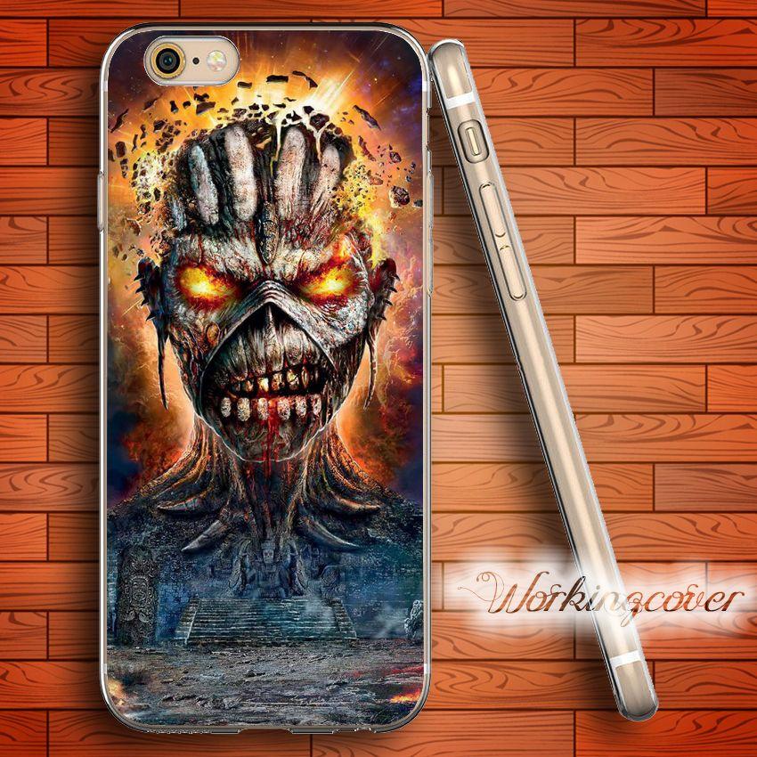 coque iphone 8 iron maiden