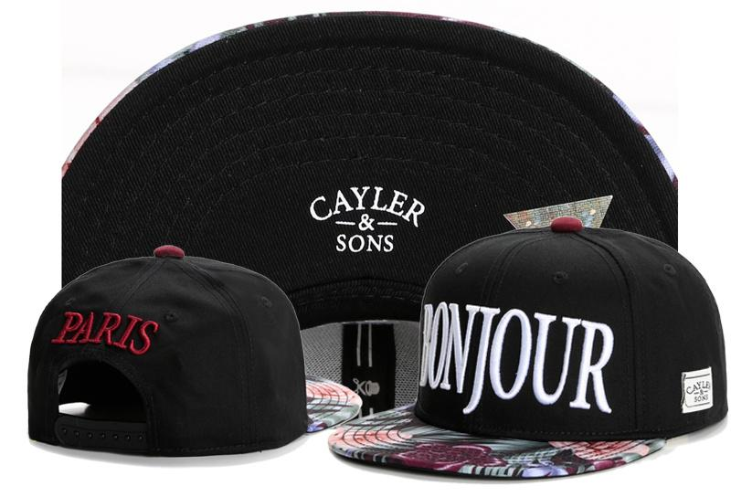 97484995e64 BONJOUR CAYLER SONS CROOKLYN Caps Snapback Mens HIP HOP Hat Brands Bboy  Women Cap Adjustable Sport Baseball Beat Boy Hats Newsboy Cap Trucker Hat  From ...