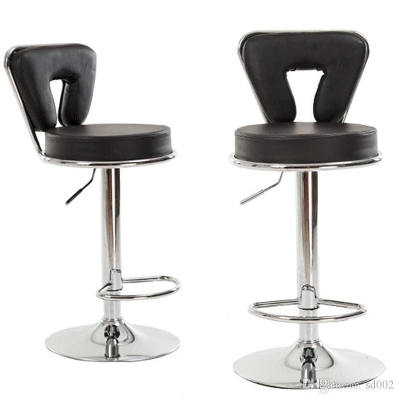 New Bar Chair Lift Fashion Comfortable Rotate Stool Household Leisure Time  Jewel Chairs Adjustable Metal Chassis High Grade 105sk3 Ww Bar Chair Jewel  Chairs ...