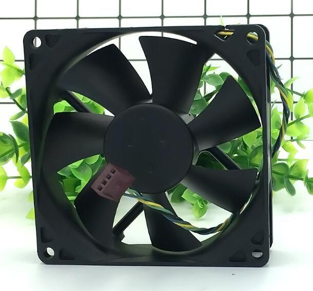 Foxconn 90 * 90 * 25 PVA092G12H DC12V 0.40A 4 pin PWM ventilador de volumen de aire grande