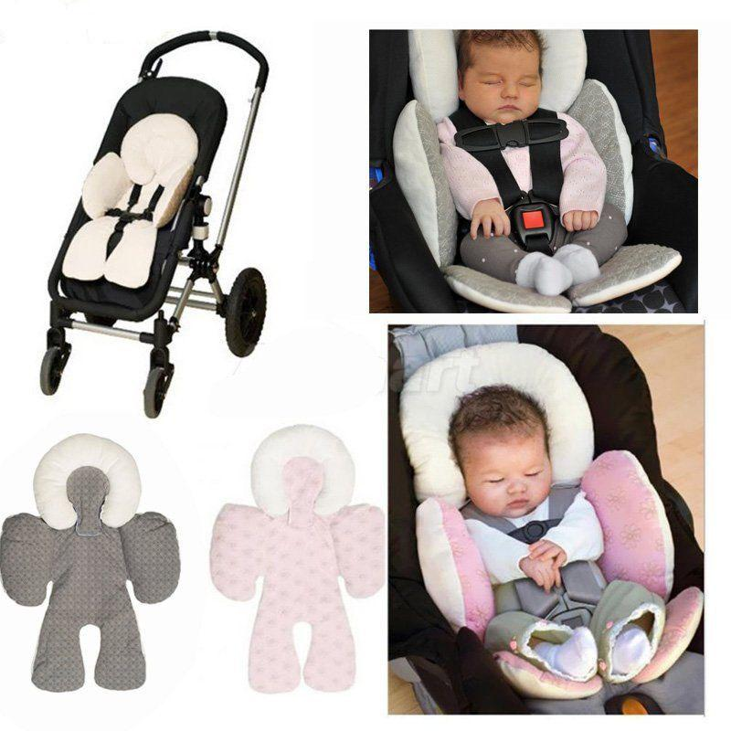 2018 New Pop Baby Girl Boy Car Seat Protection Soft Cosy Stroller ...