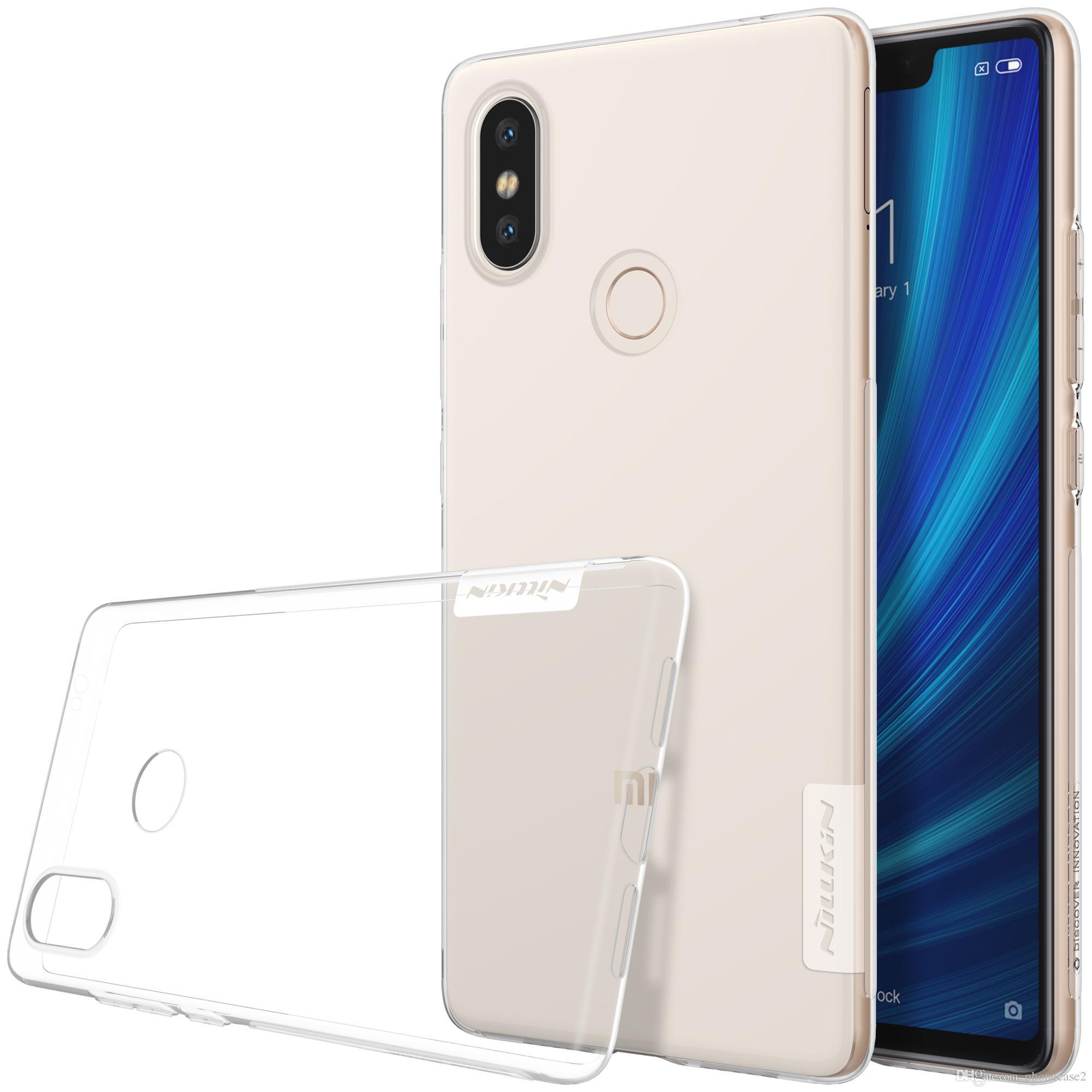 Xiaomi Mi 8 Se 6 Case Nillkin Soft Silicone Tpu Clear Phone Bag Mercury Jelly Samsung Galaxy J5 Prime Back Cases For Mi8 Mi6 Cover Online With