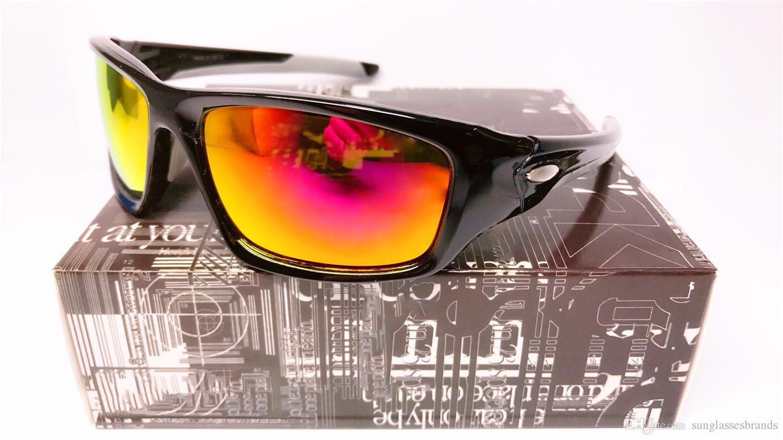88567d5eb8225 Compre HOT Popular Marca Designer Óculos De Sol Para Homens Mulheres Casual  Ciclismo Moda Ao Ar Livre Opit Obull Óculos De Sol OO9161 Espelho Iridium  Lens ...
