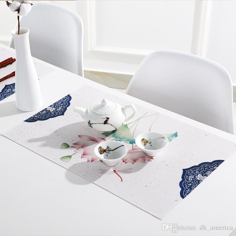 Lovely Dining Table Protector Mat