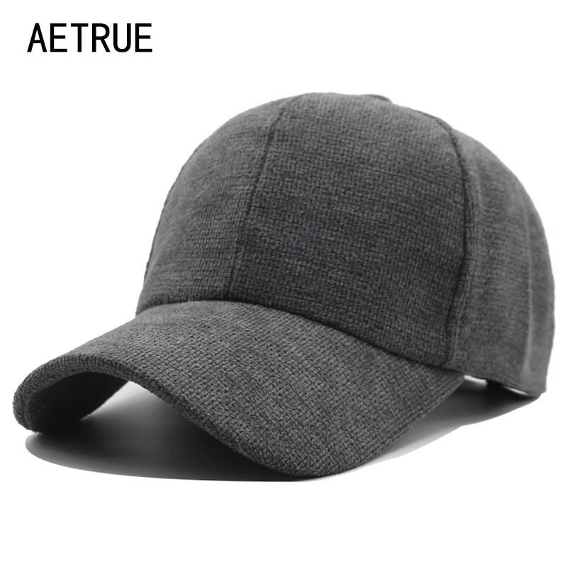 AETRUE Fashion Baseball Cap Men Women Snapback Caps Casquette Bone Hats For  Men Adjustable Casual Plain Flat Blank Cotton Hat Ball Caps Fitted Caps  From ... fdbaf000e6