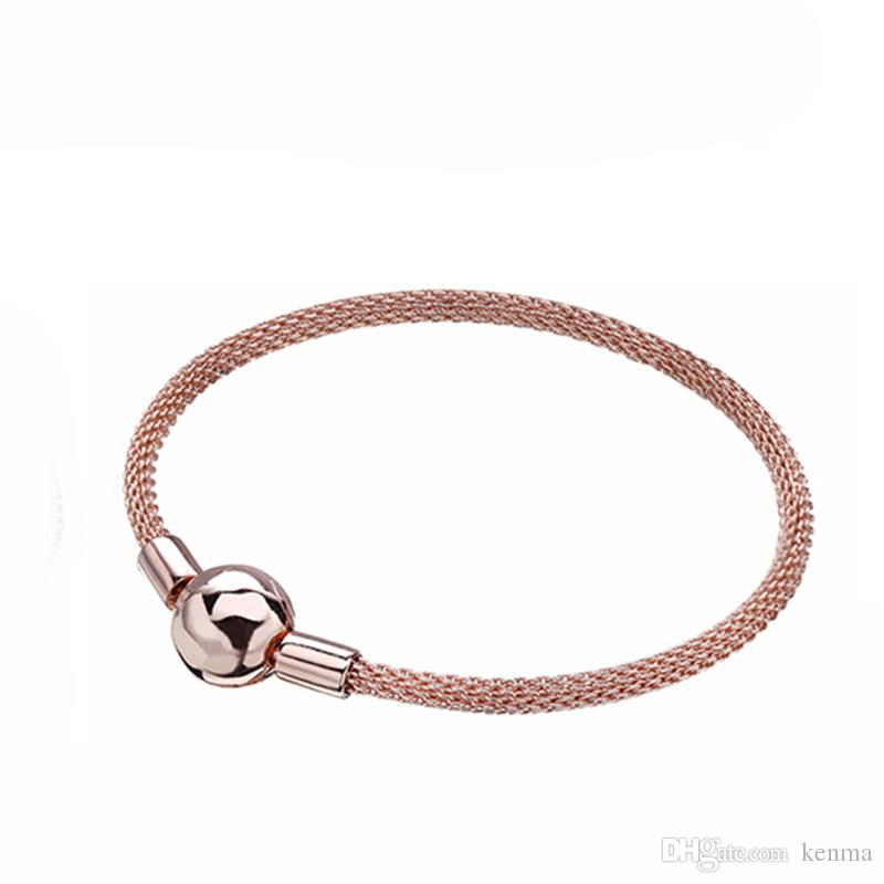 silver charm bracelets rose with bracelet uk en bangle rgb pa moments bangles clasp gold pandora