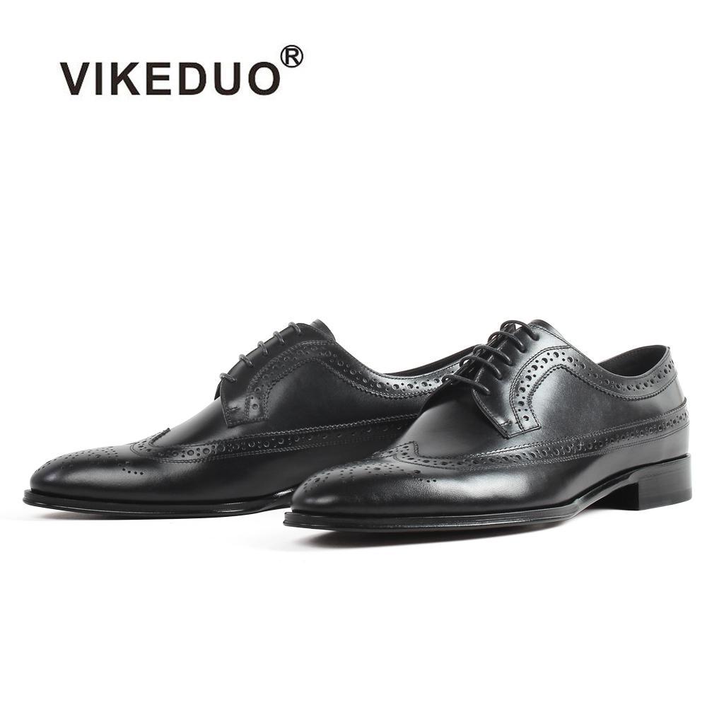 Vikeduo Blake Hechos Moda Hombre Compre Mano Para Brogue Zapatos A 7aqOUdxwg