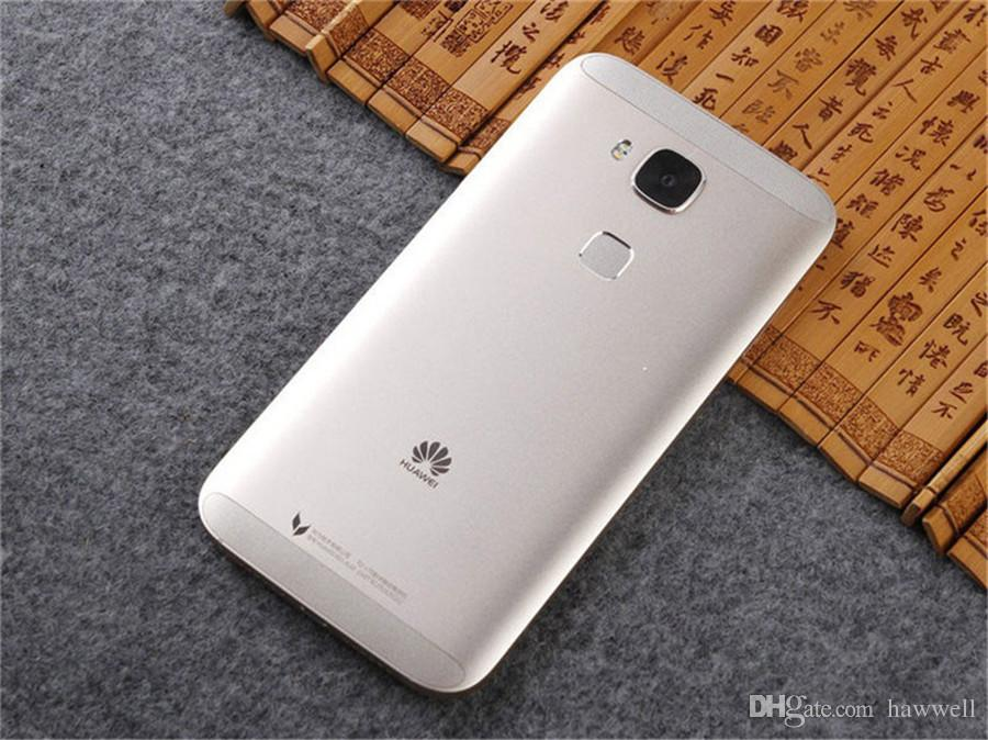 Original Refurbished Huawei G7 Plus 4G LTE 5.5 inch Octa Core 2/3GB RAM 16/32GB ROM 13MP Camera Dual SIM Android Mobile Cellphone Post