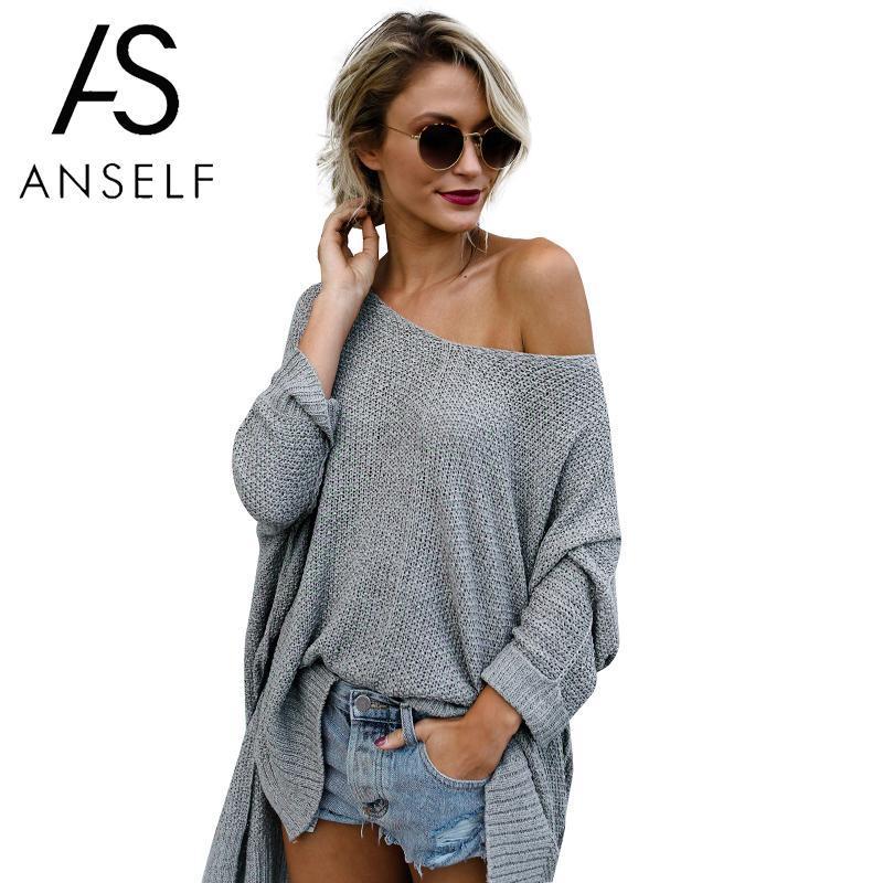купить оптом корейская мода пуловер 2018 осень зима топы женщины