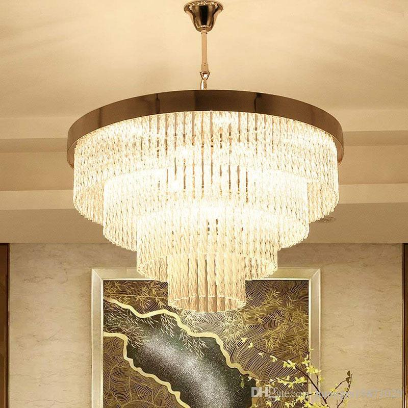 Led Latest Styles Twisted Clear Glass Gold Ceiling Lights Fixture ...