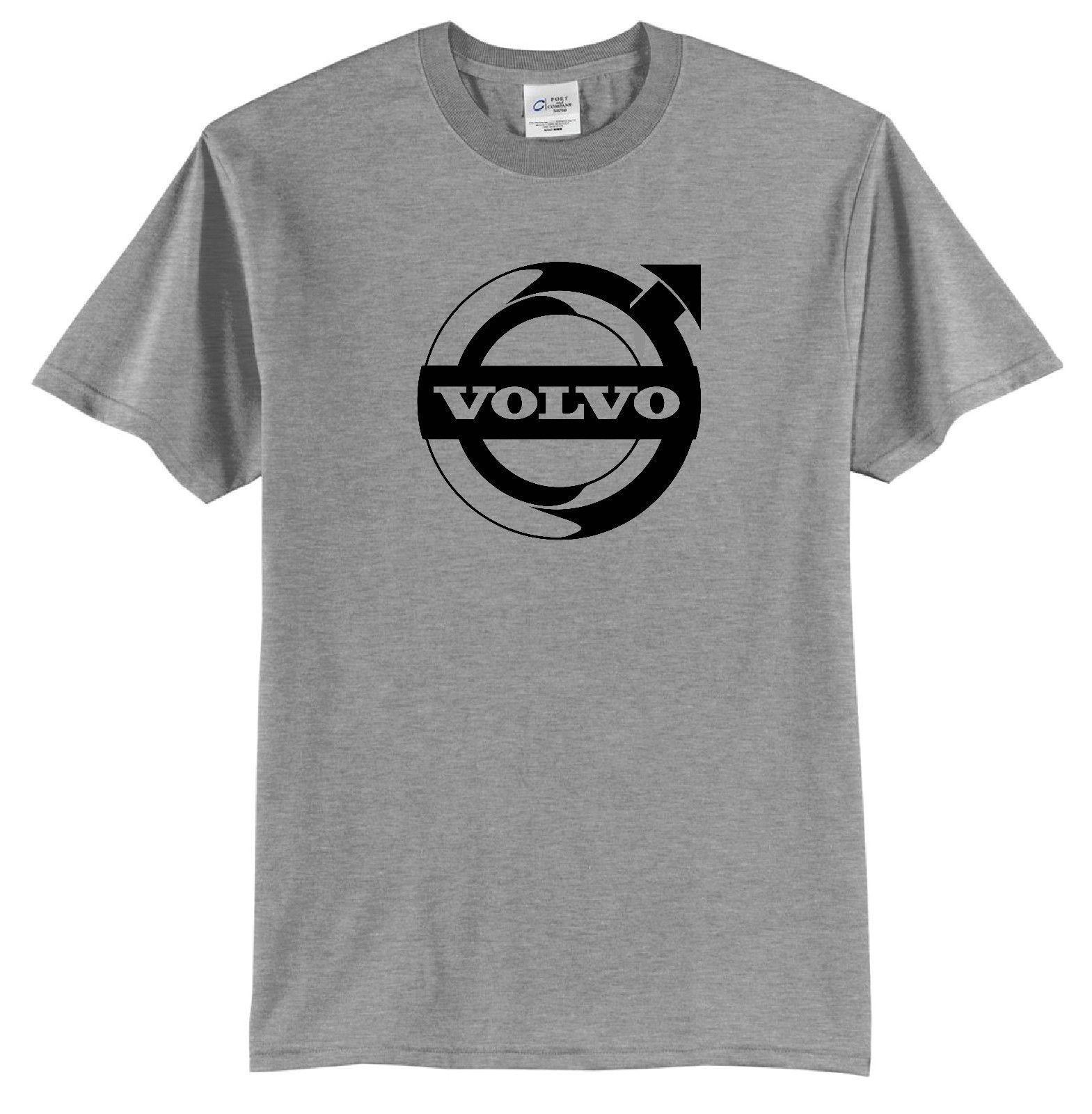 Details Zu Volvo Custom Logo T Shirt Sweden Racing Motors Cars 18 Wheeler  Freight Truckers Funny Unisex Tee Cool Looking T Shirts Buy Designer Shirts  From ... 764b5fe72065