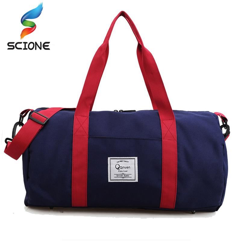 62fc686ca9ee 2018 Top Quality Fitness Gym Sport Bags Men And Women Waterproof ...
