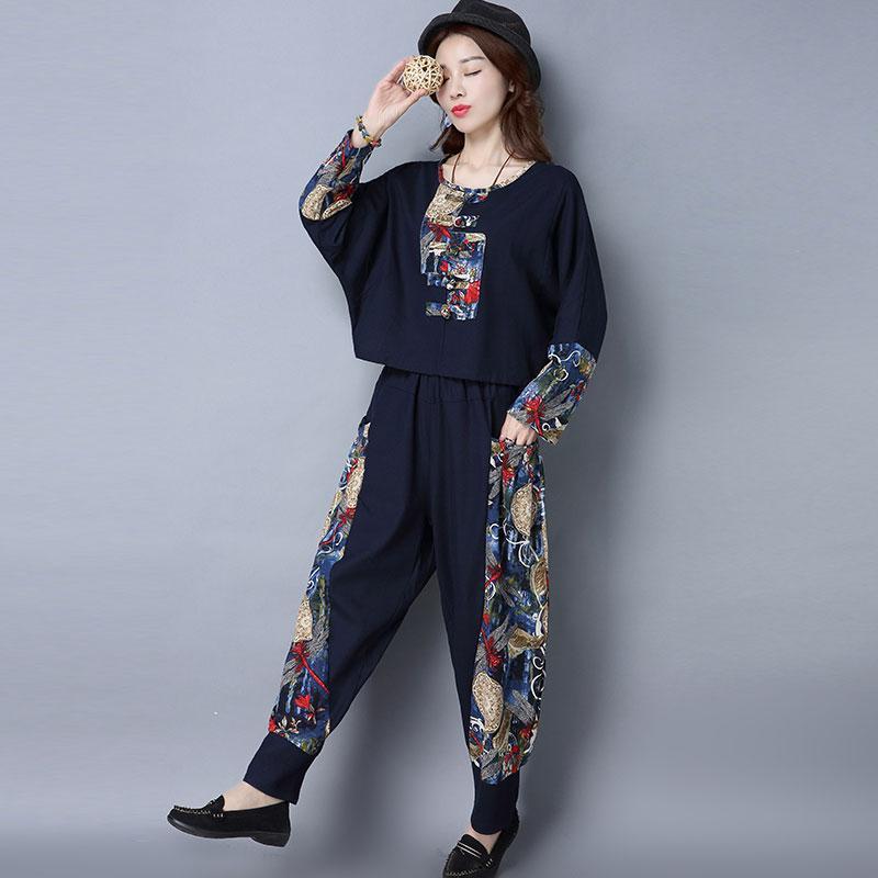 2019 Pant Suits Women Suit Pants Two Piece Suit Clothing Two Piece