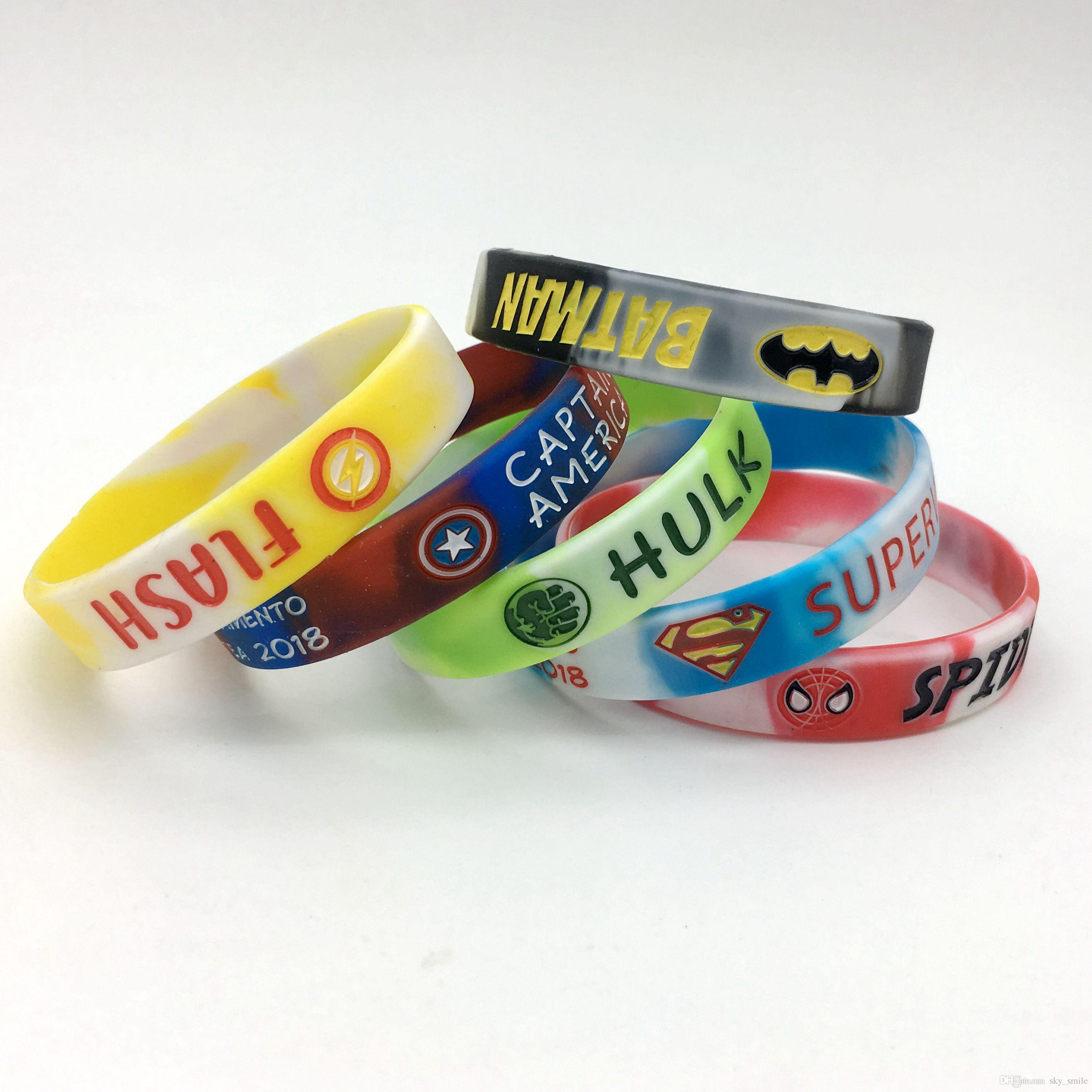 6255349ef1e03 Customized cool sports rubber silicone wristbands Funny cheap silicone  wristbands,Promotion gift LOGO Printed bracelets kids adult