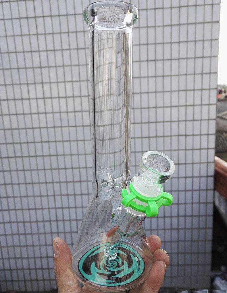 Nuovi briker in vetro borosilicato pyrex bong in vetro 10