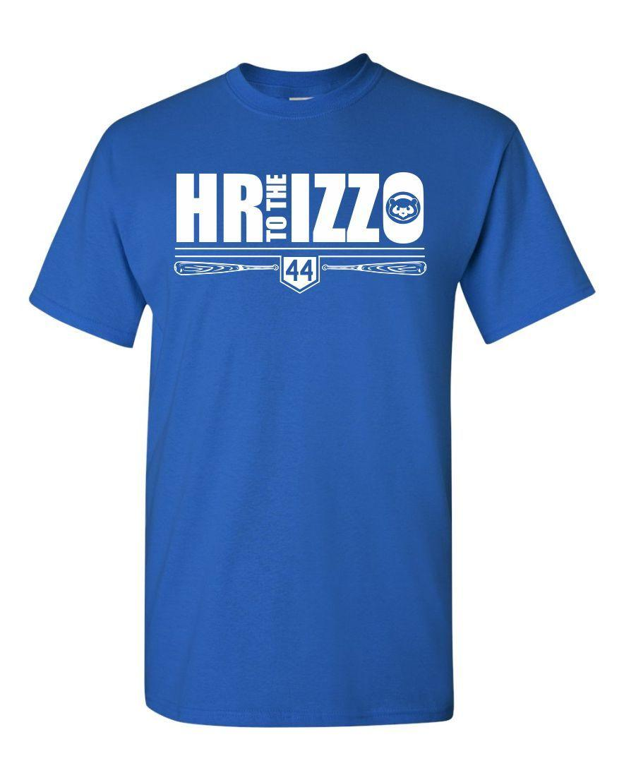detailed look a0fbc 19a68 Home Run Rizzo Baseball Anthony Rizzo Chicago Men s Tee Shirt 1405 Funny  free shipping Unisex Casual tee gift