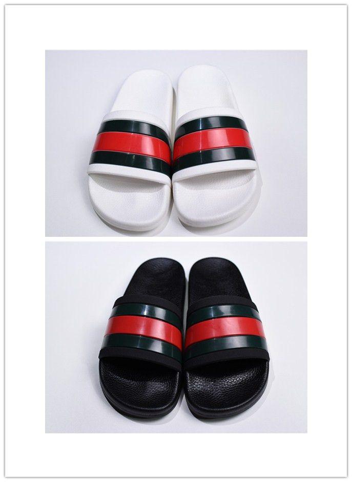 52e040cc93a4b NEW Europe Brand Fashion Mensstriped Sandals Causal Non Slip Summer  Huaraches Slippers Flip Flops Slipper BEST QUALITY Birkenstock Cowboy Boots  From ...