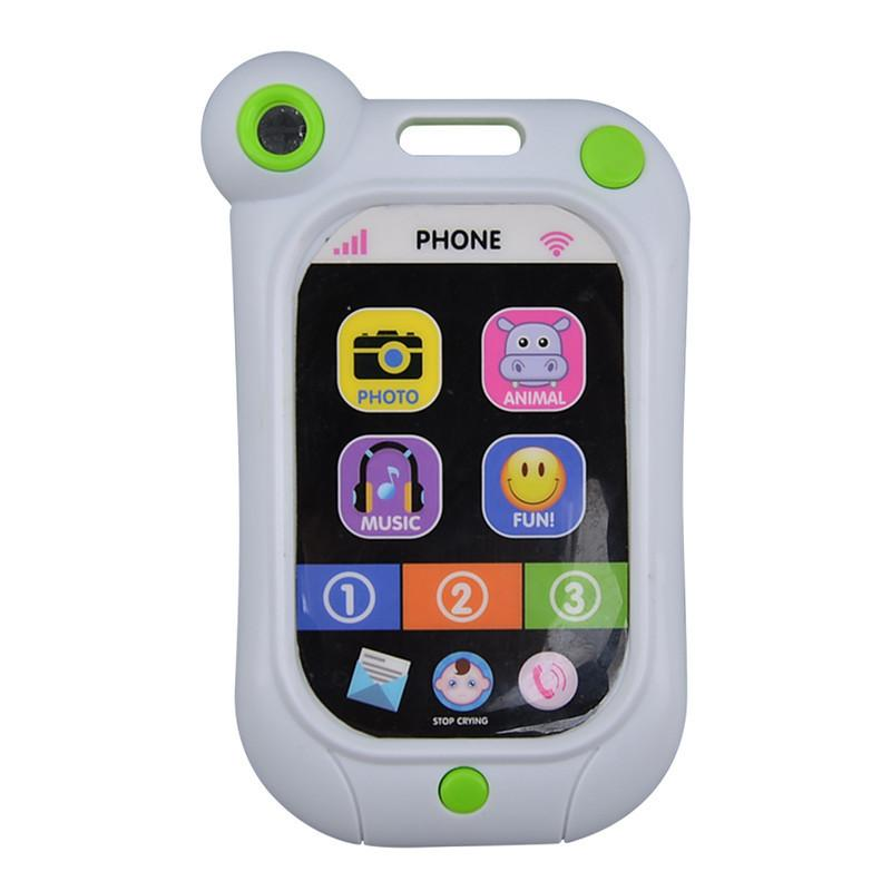 Ztoyl Infant Stop Crying Machine Infant Toys Mobile Phone Baby