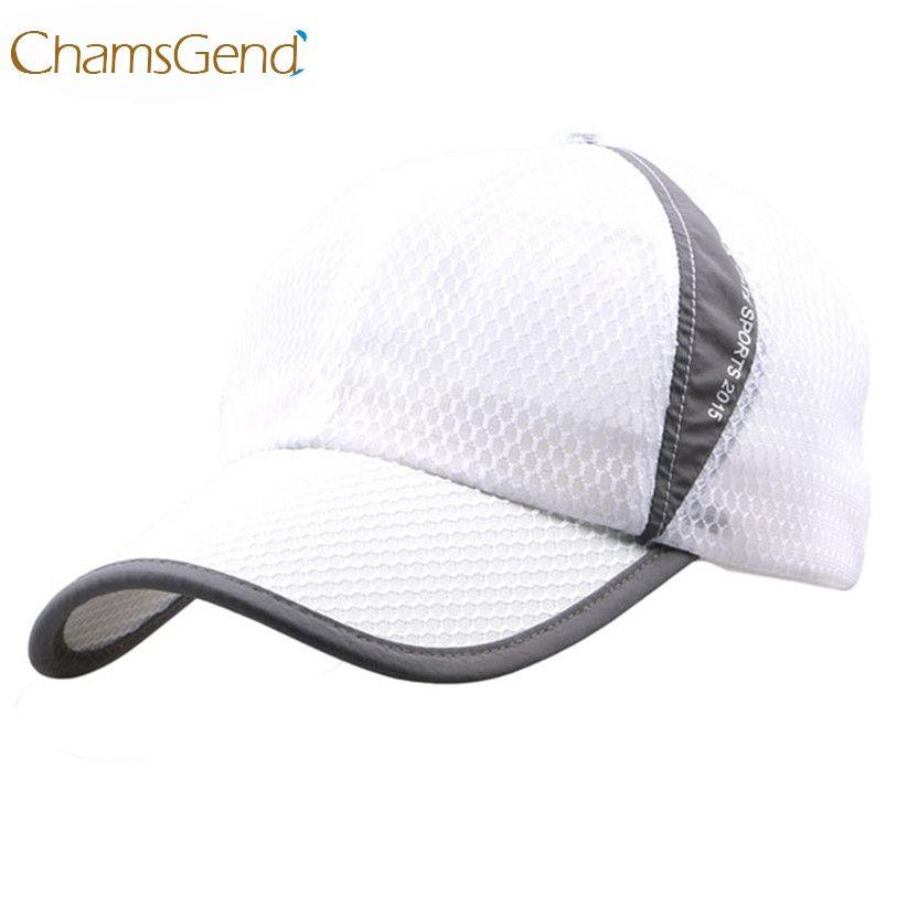 96c0ecf81cd Newly Design Quick Dry Breathable Mesh Baseball Caps Women Men Summer  Snapback Hat  0801 Baseball Caps For Women Caps Hats From Watchesjewelry