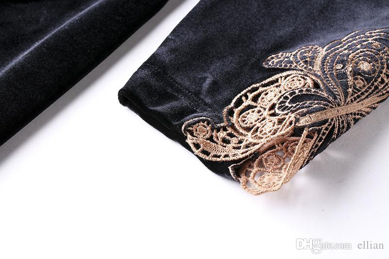 Vestido de la envoltura de las mujeres del bordado con cuello en v vestidos de fiesta 021809