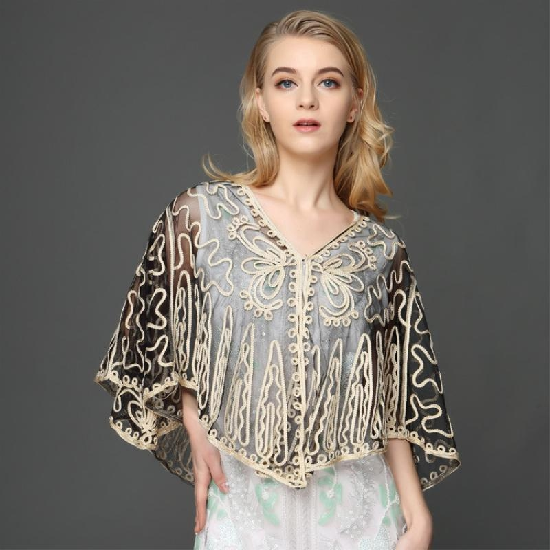 Autumn 2018 Women Gauze Pullover Shirt Elegant Print Base Geometric Blouse Turtleneck Long Sleeve Elasticity Top Camisa Feminina Blouses & Shirts