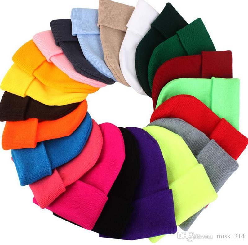 d0223fb32 Fluorescent Hat Amazon Acrylic Wool Hat For Men And Women Couples Western  Autumn And Winter Knit Top Hat